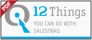 12 Things You Can Do With SalesTraq